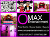 OMAX Entertainment. Photo Booth's, Candy Carts, Bouncy Castles & Mascot Hire. Sheldon, Birmingham