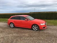 Audi A4 Avant , s-line, Quattro, 5 door , Diesel, No Mileage, Automatic