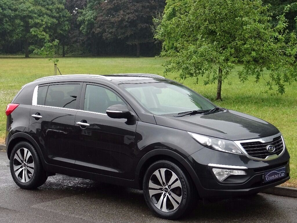 2011 kia sportage 1 7 crdi 2 2wd 5dr panoramic roof. Black Bedroom Furniture Sets. Home Design Ideas