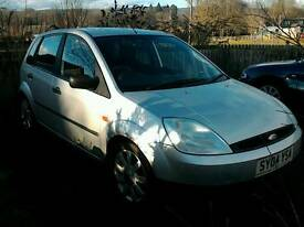 Ford Fiesta Finesse 1.2 5Dr