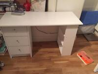 White desk table - great conditions