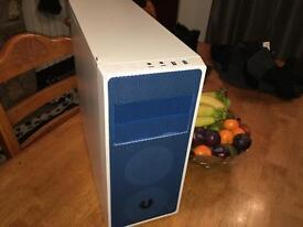 Custom Gaming PC Intel Quad Core i5 Processor NVIDIA gtx 760 8gb DDR3 Christmas putaway