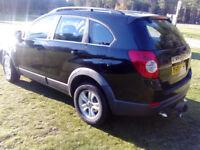 Chevrolet Captiva 2.0 diesel (Vauxhall Antara)