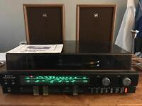 Old school Sanyo Music System