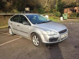 2005 FORD FOCUS 1.6TDCI SPORT FULL SERVICE HISTORY