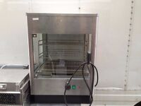 CATERING COMMERCIAL HOT CABINET FAST FOOD KITCHEN RESTAURANT PIZZA BAKERY KEBAB CAFE BAR PUB HOTEL