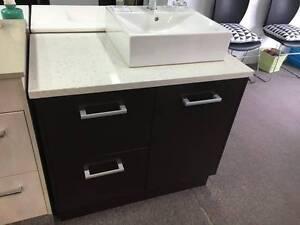 Custom Vanity Unit 900mm x 550mm Bowen Hills Brisbane North East Preview