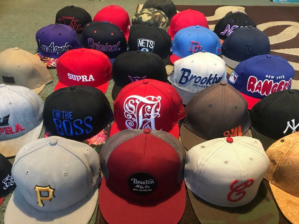 26 SnapBack Hat Collection | in Forest Gate, London | Gumtree