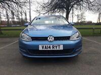 Volkswagen Golf 2014 SE TDI BLUEMOTION TECHNOLOGY 1.6. START/STOP ACC Cruise Control