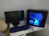 Complete CyberPower Gaming Pc System For Sale Only £300 - Everything Shown is Included