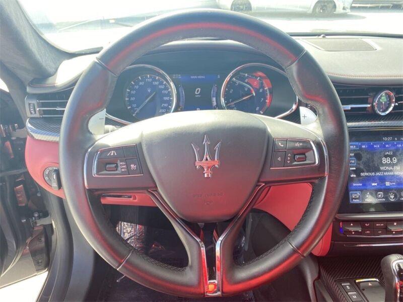 Image 24 Voiture Européenne d'occasion Maserati Quattroporte 2017