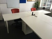 Shared Office Opportunity in Canary Wharf, JUST £150pm incl all bills