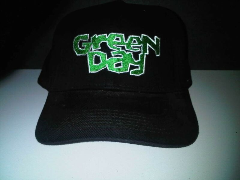 Green Day New Dookie 1994 Baseball Hat Cap