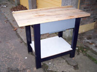 2x Heavy Duty Workshop Bench