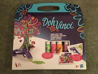 Doh Vinci jewellery tree kit