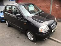 Mint 2008 Hyundai Amica Atlantic 1.1 5dr ONLY 17000 MILES! trade in considered,credit cards accepted