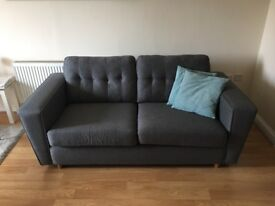 One year old sofa in a very good condition