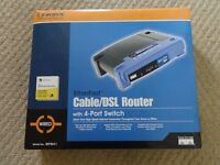 Linksys Cable DSL Router