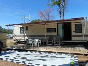 32 000$ - Terrain de camping à vendre à Val-Des-Bois
