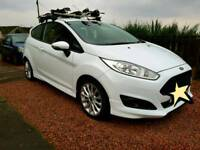 Thule roof bars and cycle carriers for Ford Fiesta 3dr