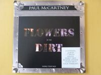 Beatles Paul McCartney Tour Pack Flowers in the Dirt PCSD 106 4-2U