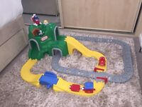 Little tikes car track