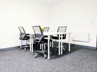 NEWLY REFURBISHED SERVICED OFFICES FROM £50pw ALL BILLS INC