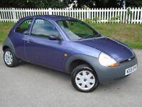 2008 (08) Ford KA 1.3 Studio | JUNE 2019 MOT | FULL HISTORY | HPI CLEAR | GREAT FIRST CAR