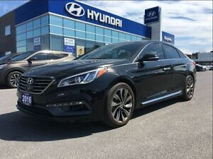 2016 Hyundai Sonata 2.0T Sport Ultimate *Winter tire Pkg Include