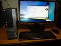 Dell PC set