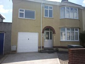 Furnished double room professional shared house in Filton