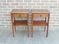 Pair of Remploy Bedside Cabinets (UK Delivery)