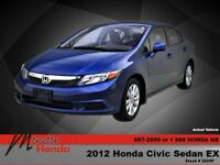 2012 Honda Civic EX (A5)