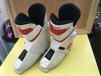 Women's Nordica Rear Entry Ski Boots size 42 (8), used