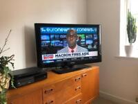 "Flat screen TV 40"" Samsung"