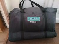 Royal sassari 6 man tent