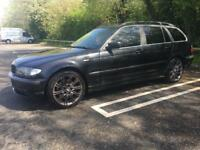 BMW 330D Touring 1 Years MOT