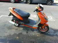 Direct BIKE auto moped only 499