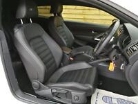 Volkswagen Scirocco 2.0 TDi 184 BlueMotion Tech R Line 3dr FULL LEATHER (pure white) 2014