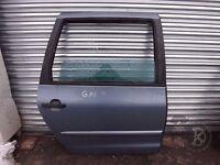 Ford Galaxy (1995-2006) OS Right Driver Side REAR Door ref.gal1