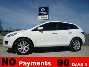 2007 Mazda CX-7 GT AWD *LEATHER/NAV/SUNROOF*