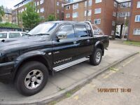 2005 Mitsubishi L200 varrior 4x4 in good condition for sale