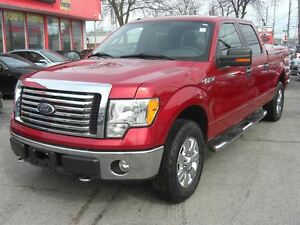 2010 Ford F-150 XTR 4X4 SuperCrew XLT