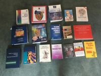 Collection of used Medical/Nursing Books - Collection only - £20