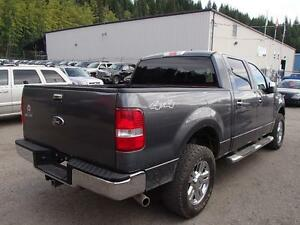 2008 FORD F-150 XLT SUPERCREW SHORT Prince George British Columbia image 7