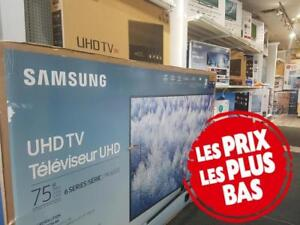 TVS SALE , TV 4K ULTRA HD HAIER 65 pouces 4K  UHD SMART TV  GARANTI 1 AN A SEULEMENT 649.99 $ TV 4K ULTRA HD