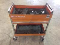Blue Point service trolley