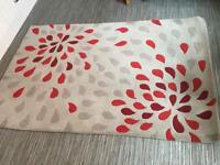 "Dunelm Rug ""Floral Spray"" 120cm x 180cm"