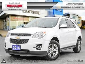 2015 Chevrolet Equinox AWD-Leather-Heated Seats-Fully Loaded