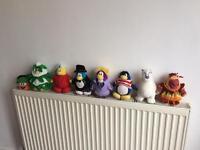 Club Penguin teddys